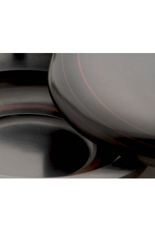 Castañuelas Fibra Negra Veteada Doble Caja Profesionales, la Percusión