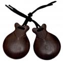 Castagnettes Imitation Grenadille pour Semi-Professionnels