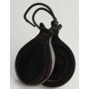 Marbled Double Castanets Black Box Fiber Special Teachers, the Intensity