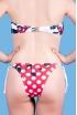 Castanets Bikini Corbatilla