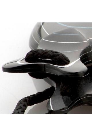 Castañuelas Capricho Fibra Negra Veteada, la Profesional