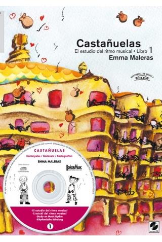 """Castagnettes: Le Rhythm studio Musical 1"""