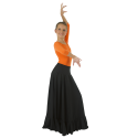 Falda Flamenco Milonga