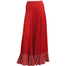 Falda Flamenco Rumba