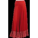 Flamenco Skirt Rumba