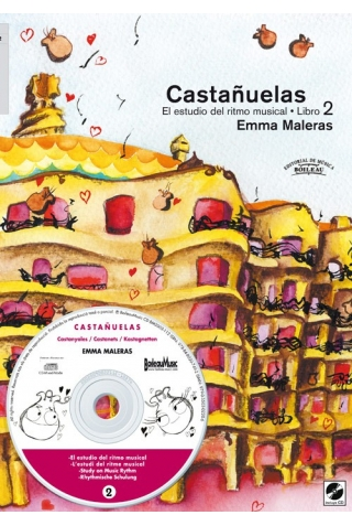 """Castagnettes: Le Studio, Rythme Musical 2"""
