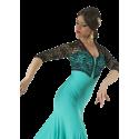 Flamenco Dress Soleares