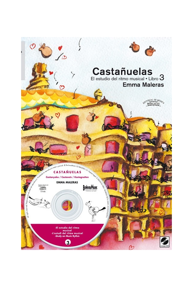 """Castanets: The Study of Musical Rhythm 3"""