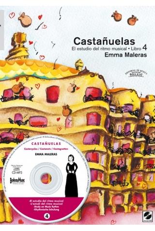 """""""Castagnettes: Le Studio, Le Rythme Musical 4"""""""