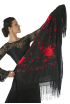 Mantón Flamenco Morisca