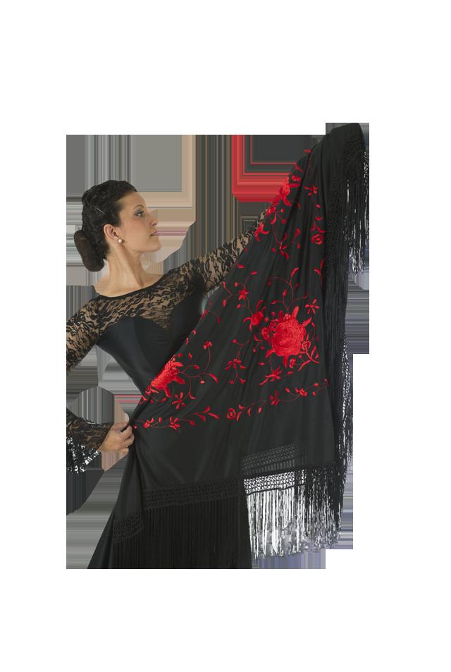 Mantón Flamenco