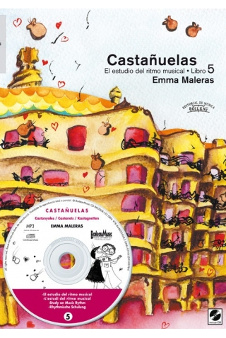 """""""Castagnettes: Le Studio, Le Rythme Musical 5"""""""