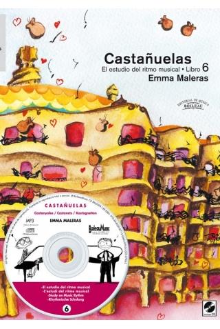 """""""Castagnettes: Le Studio, Le Rythme Musical 6"""""""