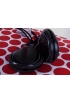 Castanets Fiber Black Marbled White Professional, the Character