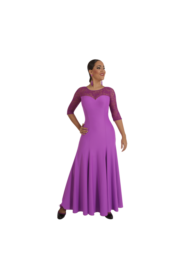 Flamenco Dress Habanera