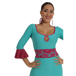 Robe Flamenco Sevillanas