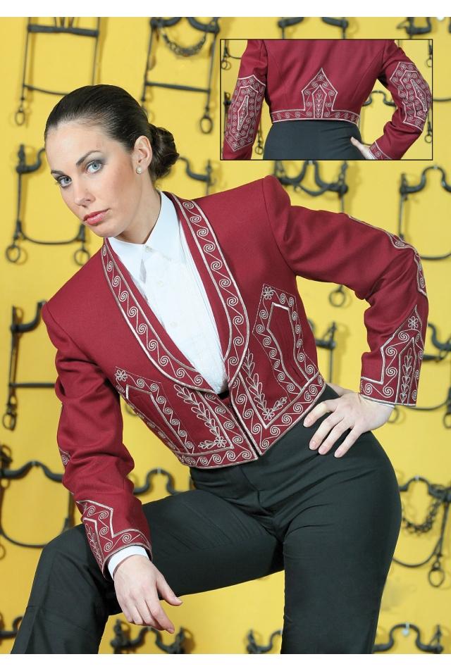 Cartujana Embroidered Jacket