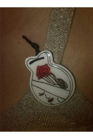 Broche Caprichito Doble