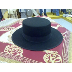 Black Fair Hat