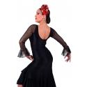 Flamenco Leotard Chacona
