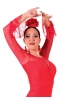 Flamenco Leotard Zarabanda