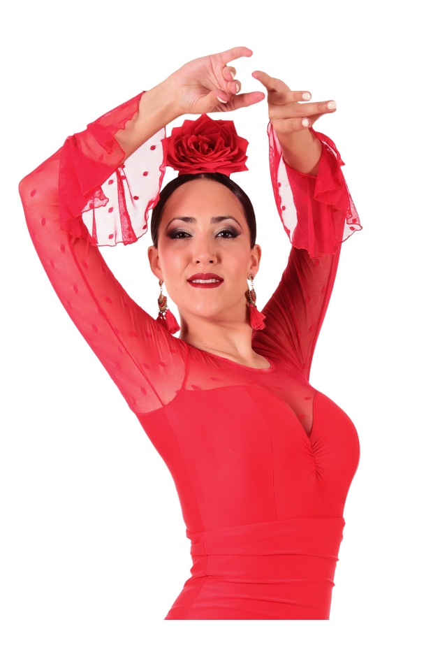 Maillot Flamenco Zarabanda
