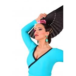 Justaucorps Guaracha Danse Flamenco