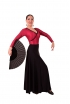Justaucorps Guaracha Danse Flamenco