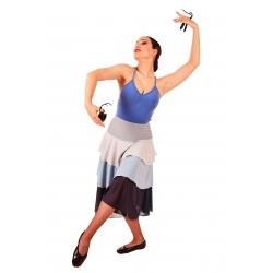 Falda de Danza Jácara