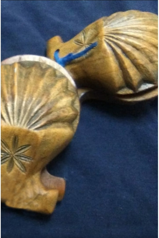 Regional Castanets Scallop of Compostela