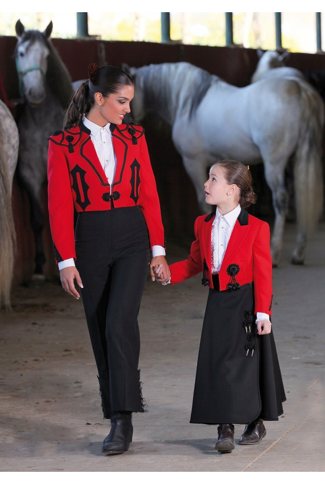 Skirt Cordovan Girl