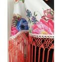 Châle Flamenco Royal
