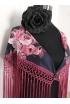 Shawl Royal Flamenco