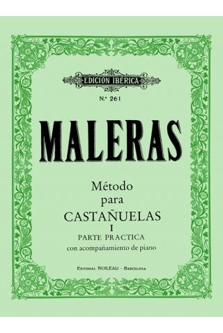 """""""Método de Castañuelas"""". Curso 1º Acompañamiento"""