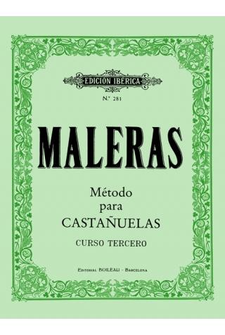 """""""Método de Castañuelas"""". Curso 3. Teoría - Práctica"""