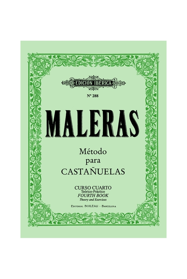 """""""Método de Castañuelas"""" Curso 4. Teoría - Práctica"""