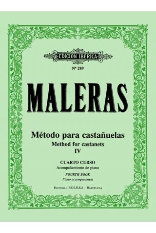 """""""Método de Castañuelas"""". Curso 4. Acompañamiento."""