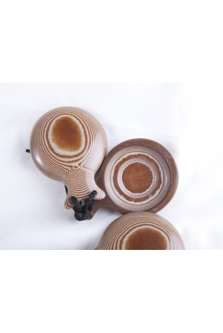 Caramel Fabric Castanets Professional, the Gypsy Blonde