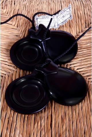 Castañuelas Concierto Fibra Negra, la Aprendiz