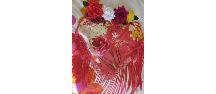 """""""Mil Flores Mil en tu Baile Flamenco"""""""