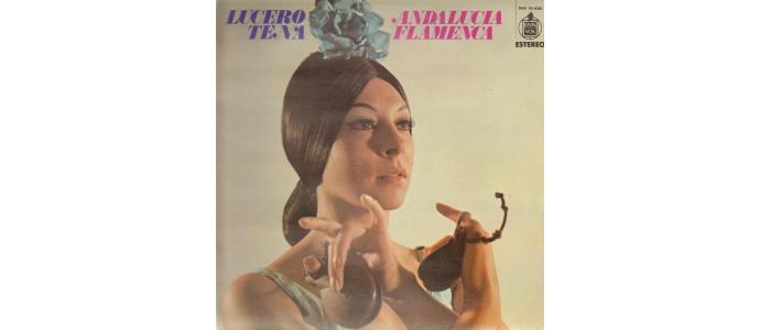 """Lucero Tena Concertista de Castañuelas"""